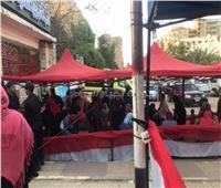كبار السن والسيدات يتصدران المشهد بلجان الاستفتاء في شبرا