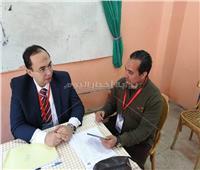 رئيس لجنة بحلوان.. إقبال كثيف في الساعات الأخيرة للتصويت على التعديلات الدستورية