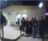 استمرار توافد الناخبين للتصويت على الاستفتاء بالطالبية قبل غلق اللجان
