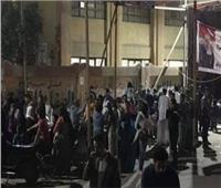 غلق لجان الاستفتاء على التعديلات الدستورية في عين شمس