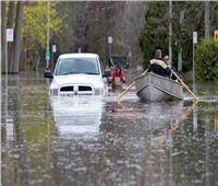 مقتل شخص في فيضانات بكيبيك الكندية