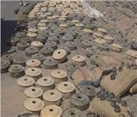 إتلاف 3 آلاف و552 لغما زرعتها ميليشيا الحوثي بعدن جنوبي اليمن