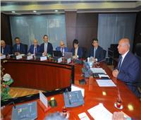 وزير النقل يلتقي مع وفد شركة يابانية لبحث التعاون في مجالي المترو والسكك الحديد
