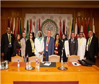 انطلاق مؤتمر حماية الملكية الفكرية بجامعة الدول العربية