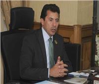 وزير الرياضة: مصر حرصت على تنفيذ أنشطة عديدة تفيد الشباب العربي