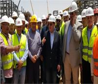 وزير البترول: انتهاء مشروع إنتاج البنزين عالي الأوكتين بداية 2020