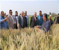 محافظ المنوفية ووزير الري يشهدا المؤتمر الأول لروابط مستخدمي المياه
