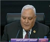 «الوطنية للانتخابات»: 88.8% وافقوا على التعديلات الدستورية