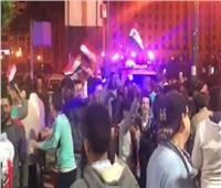 فيديو| الميادين تحتفل بنتيجة الاستفتاء على التعديلات الدستورية