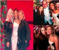 صور  ريهام حجاج تحتفل بزواجها من «حلاوة» بحضور الفنانين