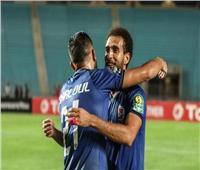 «لاسارتي» يعقد جلسة خاصة مع هشام محمد لاعب الأهلي