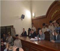 الإعدام شنقًا لقاتل رئيس دير أبو مقار بوداي النطرون