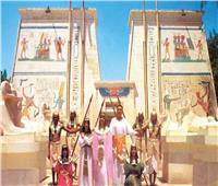 فعاليات متنوعة في احتفال القرية الفرعونية بشم النسيم
