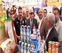 محافظ جنوب سيناء يفتتح معرض أهلا رمضان استعدادا لشهر رمضان المبارك