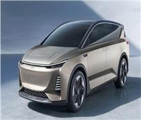 شاهد| شركة صينية تطرح سيارة فان كهربائية بمعرض شنغهاي