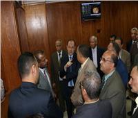 محافظ أسيوط يعلن افتتاح مركز الشباك الواحد بالغرفة التجارية
