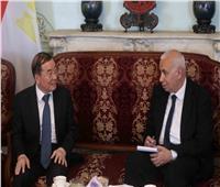 سفير الصين بالقاهرة: نتطلع لاستمرار تعميق التعاون مع مصر ضمن «الحزام والطريق»