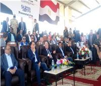 رئيس الوزراء يفتتح مضمار الهجن العالمي بشرم الشيخ