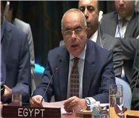 مصر تشدد على ضرورة محاسبة الأنظمة الداعمة للإرهاب