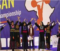 بدء فعاليات افتتاح البطولة الأفريقية لرفع الأثقال