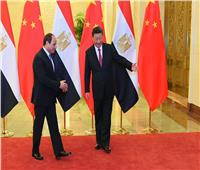 الإعلام الصيني يبرز لقاءات الرئيس السيسي ببكين