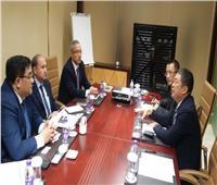 وزير التجارة يبحث مع كبريات الشركات الصينية الاستثمار في السوق المصري