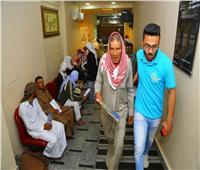 94 عملية عيون لأهالي سيناء ومصابي الحرب بالمجان