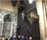 خطيب الجامع الأزهر: تحرير سيناء علامة مضيئة في سجل بطولات مصر