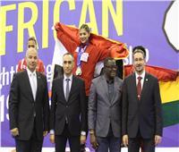مصر تحصد الميدالية الذهبية في اليوم الأول لبطولة إفريقيا لرفع الأثقال