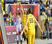 «سلة الزمالك» يهزم الجزيرة في أولى مباريات «best of 5»
