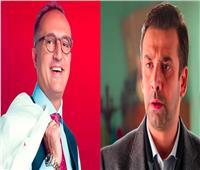 شاهد| كريم عبد العزيز يوجه رسالة مؤثرة لـ«شريف مدكور»