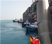 موانئ البحر الأحمر تنقذ سفينة بضائع عملاقة على متنها 5 آلاف حاوية
