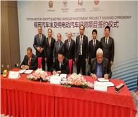تفاصيل اتفاقية للتصنيع المشترك للأوتوبيسات الكهربائية بين مصر والصين