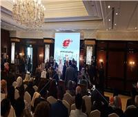 وزيرة البيئة تصل مؤتمر «انطلق من مصر»