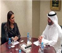 وزيرة الاستثمار تبحث مع شركات كويتية ضخ استثمارات جديدة فى مصر