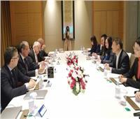 وزير الاتصالات يبحث مع كبرى الشركات الصينية ضخ استثمارات بالسوق المصري