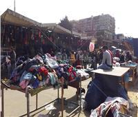 صور| «ملابس البالة» تكسو بورسعيد.. والباعة: ماركات أصلية بأسعار محلية