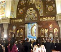 صور| الكاتدرائية تبدأ ترتيل ألحان القيامة