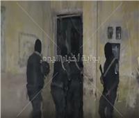 فيديو| لحظة اقتحام قوات الأمن للبؤر الإجرامية بالمحافظات