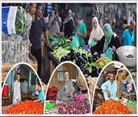 كميات إضافية من السلع في شمال سيناء