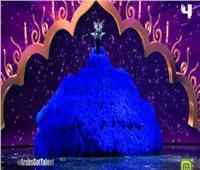 فيديو  طاووس فريق Mayyas يقتنص لقب أرابز جوت تالنت