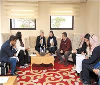 3 خبراء ألمان فى مهمة «تحذيرية» بالقاهرة