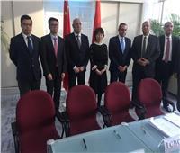 «الجزار» يشهد اتفاقية البنوك الصينية الممولة للأعمال المركزية بالعاصمة الإدارية