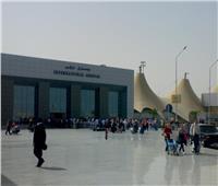 إكسبريس تسير 120 رحلة جوية إلى مطار الغردقة خلال شم النسيم