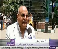 فيديو  مدير حديقة الحيوان: نستقبل ربع مليون زائر في شم النسيم