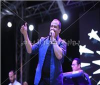 شم النسيم 2019| هشام عباس في حفل الربيع بـ«نادي مدينتي».. صور