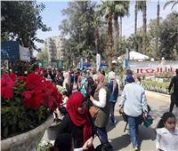 شم النسيم 2019| حديقة الأورمان تفتح أبوابها أمام المواطنين احتفالابأعيادالربيع