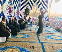 المنيا تنظم مهرجانًا ترفيهيًا احتفالًا بأعياد الربيع