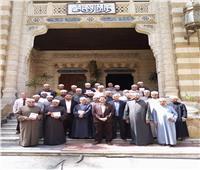شم النسيم 2019| انطلاق الفوج التاسع لمعسكر الأئمة التثقيفي بالإسكندرية