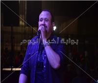 شم النسيم 2019| هشام عباس بحفل ربيع جماهيري في أكتوبر.. صور
